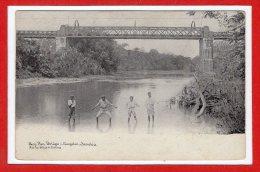 AMERIQUE - ANTILLES -  JAMAIQUE - May Pen Bridge - Kingston - Jamaïque