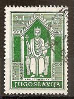 Jugoslawien 1940 // Michel 414 O - 1931-1941 Royaume De Yougoslavie