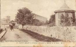 - Gironde - Ref - C82 - Saint Andre De Cubzac - St Andre De Cubzac - Avenue De La Gare - Kiosque - - France