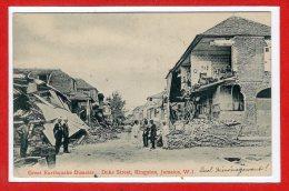 AMERIQUE - ANTILLES -  JAMAIQUE -- Great Earthquake Disaster - Jamaïque