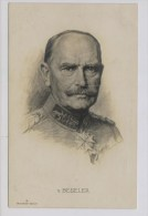 Von Beseler, De Veroveraar Van Antwerpen [Wohlfartskarte] - Guerre 1914-18