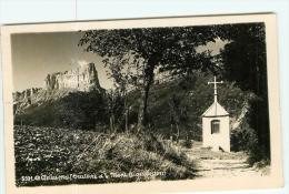 CLELLES - L' ORATOIRE Et Le Mont Aiguille  - 2 Scans - Clelles