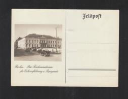 Dt. Reich Bild-Feldpostkarte Ministerium Für Volksaufklärung Und Propaganda - Briefe U. Dokumente