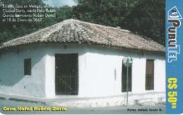 Nicaragua - Birthplace Of Ruben Dario