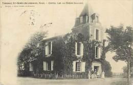 - Gironde - Ref - C61 -  Tabanac - Saint Genes De Lombaud - St Genes De Lombaud - Haux - Castel Los Par Creon - - France