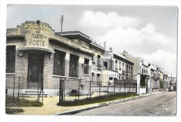 Cpsm: 94 ORMESSON SUR MARNE  (ar. Nogent Sur Marne) Rue Jean Charcot  (La Poste, Voiture)  1957  N° 106 - Ormesson Sur Marne
