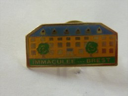 Brest L'Immaculée - Steden