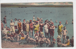 Romania - Techirghiol - Baile Reci - Swimsuit - Nude - Mud Bath - Jud. Constanta - Rumänien