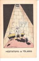 MEDITATIONS DE TAULARDS...D APRES ILLUSTRATEUR - Humoristiques