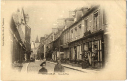 61 TINCHEBRAY GRANDE RUE ENSEIGNE LECHEVALLIER - Francia