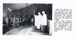 16645. Postal VATICANO. Papa Pablo VI Con Jovenes En 1972 - Vaticano (Ciudad Del)