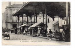 Dordogne : Bergerac : Le Marché Couvert - Bergerac