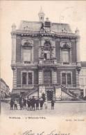 WETTEREN / L HOTEL DE VILLE / ANIMEE - Wetteren