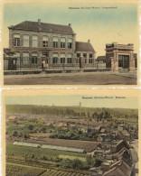 SINT KATELIJNE WAVER - Elzestraat - Jongensschool & Panorama - Sint-Katelijne-Waver