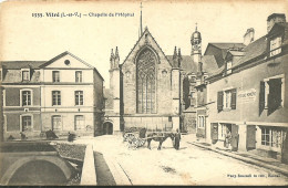 Vitre Chapelle De L Hopital - Vitre