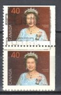 Canada 1990 - Mi. 1213 D - Used Gestempelt - 1952-.... Elizabeth II