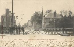 10  ROMILLY  SUR  SEINE   PASSAGE  A  NIVEAU  ET   AVENUE DE LA BOULE  D  OR - Romilly-sur-Seine