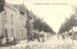 10  ROMILLY  SUR  SEINE    AVENUE DES  HAUTS  BUISSONS - Romilly-sur-Seine