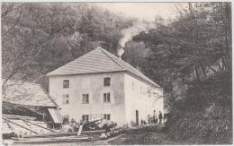AK - ST. LEONHARD Am Forst - Sägewerk LOHMÜHLE 20er - Melk