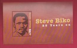SOUTH AFRICA, 2002, MNH Block (miniature Sheet) , Steve Biko,  Sa 1510, #9005 - South Africa (1961-...)