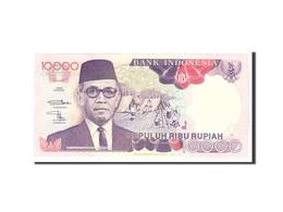 Indonésie, 10,000 Rupiah, 1992, Undated, KM:131a, NEUF - Indonésie