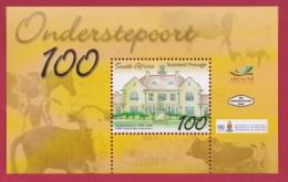 SOUTH AFRICA, 2008, MNH Block (miniature Sheet) , 100 Years Onderstepoort,  Sa 1905, #9024 - South Africa (1961-...)