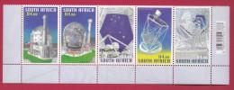 RSA, 2004, Mint Hinged Strip , Large Telescope,  Sa 1692-1621, #9068 - South Africa (1961-...)