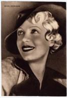 ATTORI - ATTRICI - HILDA SPRINGHER - Rizzoli & C. - Milano - 1936 - Vedi Retro - Attori