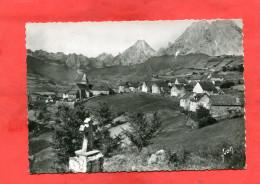 LESCUN / OLORON SAINTE MARIE   1950   VUE GENERALE    CIRC OUI EDIT - France