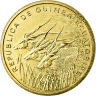 Guinée Equatoriale, République, 25 Francs Essai - Equatorial Guinea
