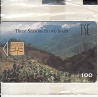 ERITREA - Mountains First Issue 100 Birr, Exp.date 05/99, Mint - Eritrea