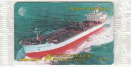 ASCENSION ISL.(GPT) - Maersk Ascension, CN : 268CASB, Tirage 5000, Mint - Ascension