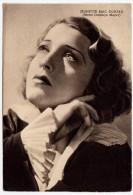 ATTORI - ATTRICI - JEANETTE MAC DONALD - Rizzoli & C. - Milano - 1936 - Vedi Retro - Actors