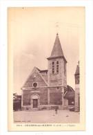 CHAMPS Sur MARNE   (seine Et Marne )  L'EGLISE - Other Municipalities