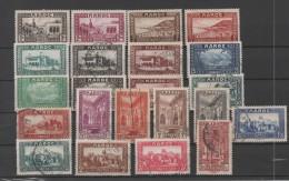 MAROC  Timbres De 1933   ( Ref 2152 ) - Marruecos (1891-1956)