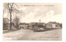 CHAMPS Sur MARNE   (seine Et Marne )    LA RUE DE CHELLES - Other Municipalities