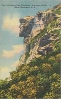 CPA-1939-USA-NEW HAMPSHIRE-WHITE MOUNTAINS-OLD MAN-TBE - White Mountains