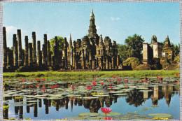 Thailandia--The Ruin Of Wat Mahatat Sukhothai----a, Tours, Francia - Tailandia