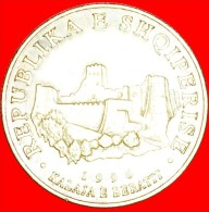 ★FORTRESS: ALBANIA  ★ 10 LEK 1996! LOW START★NO RESERVE! - Albanie