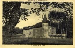 38 BOURGOIN JALLIEU Chateau De La Bâtie - Bourgoin