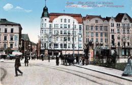 LEMBERG LWÖW Hallicki-Platz Und Walowagasse 1916 - Polen