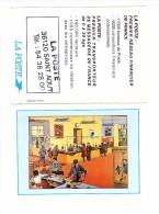 Petit Calendrier La Poste Bureau De Poste - Calendriers