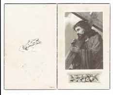 Bidprentje - Adrianus Franciscus Josephus VAN DE VEN Echtg. Maria Magdalena MAES - Kessel 1913 - Ravels 1957 - Images Religieuses