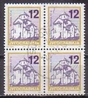 Jugoslawien  3102 VB , O   (M 2082) - 1992-2003 Sozialistische Republik Jugoslawien