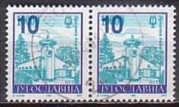Jugoslawien  3097 Paar , O   (M 2099) - 1992-2003 Sozialistische Republik Jugoslawien