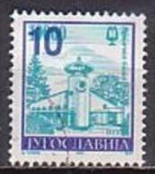 Jugoslawien  3097 , O   (M 2100) - 1992-2003 Sozialistische Republik Jugoslawien
