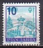 Jugoslawien  3097 , O   (M 2101) - 1992-2003 Sozialistische Republik Jugoslawien