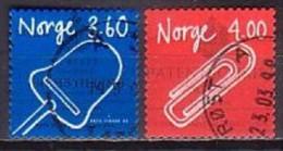 Norwegen  1299/00 , O   (M 2137) - Norwegen