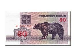 Bi�lorussie, 50 Roubles type 1992