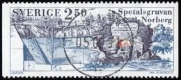 SWEDEN - Scott #1898 Iron Mining / Used Stamp - Zweden